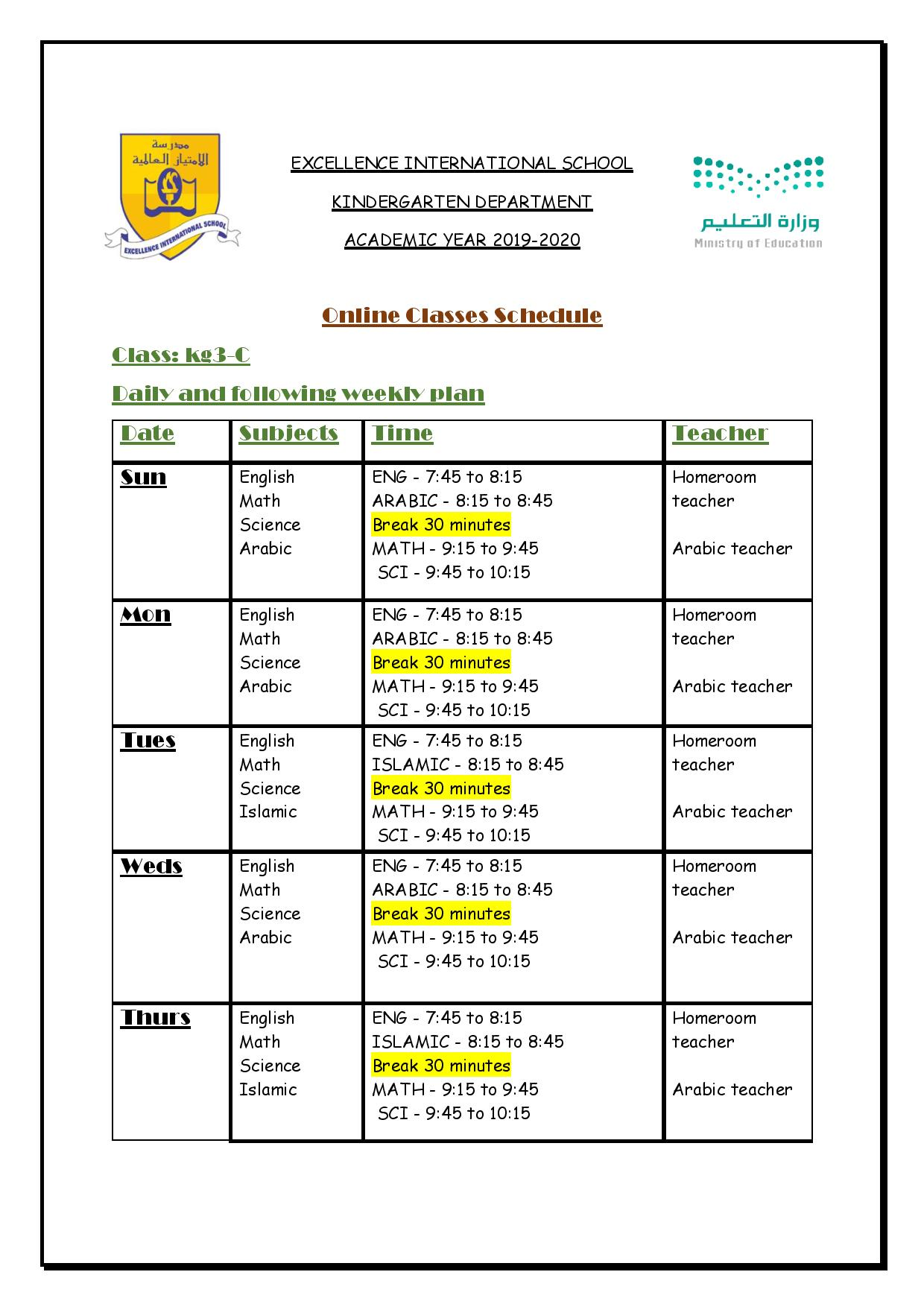 Online Classes Schedule 2 page 006 cfd16